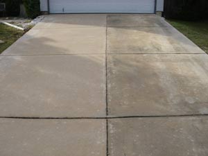 Concrete cleaning for How to clean dirty concrete